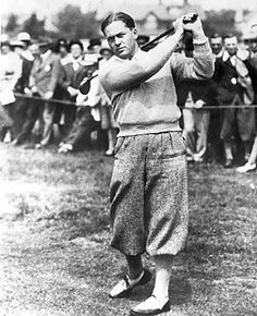 Golf is a game that is played on a five-inch course - the distance between your ears. - Bobby Jones