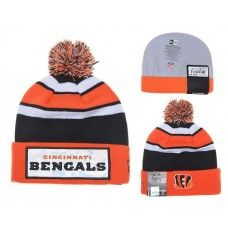 NFL Cincinati Bengals New Era Beanies Knit Hats 280