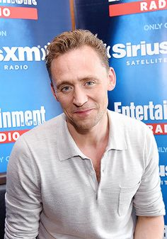 Tom Hiddleston attends SiriusXM's Entertainment Weekly Radio Channel Broadcasts From Comic-Con 2016 at Hard Rock Hotel San Diego on July 22, 2016 in San Diego, California.