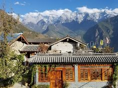 Naxi Family Guesthouse, China