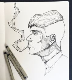 BY ORDER OF THE PEAKY BLINDERS. illustration, illustration of the day, peaky blinders, handmade, practice, sketch, art, arte, instaartist, Tommy Shelby, ink, pen and ink, my art, art of the day, drawing, draw, sketchbook, moleskin, netflix, pen and paper, new peaky, micron pens, fan art, illustrate, design, utah artist, Cillian Murphy, instagood