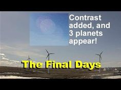 """The final days. 3 planets at one time! Massive """"sky umbrella,"""" total solar eclipse, purple lines shooting down from the sky, and more! Planeta Nibiru, Shocking Facts, It's Going Down, Final Days, End Of Life, One Time, Solar Eclipse, Day Work, News Media"""