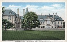 """Lost Mansions of the Gilded Age: Fairoaks, Minneapolis, Minnesota.   """"Fair Oaks"""" at Minneapolis, Minnesota. Built in 1884 for prominent l..."""