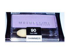 Maybelline Expert Wear Eyeshadow Single 90 Lux Lilac