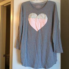 VS Night Shirt Never worn VS night shirt. Size small. Victoria's Secret Intimates & Sleepwear Pajamas
