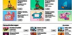 Jeder kann programmieren – eine Übersicht     iPad macht Schule... Workshop, Apps, Coding For Kids, Free Quotes, Challenges, Class Room, Tips And Tricks, Atelier, Work Shop Garage