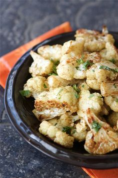 Roasted Cauliflower 4 by CookinCanuck, via Flickr