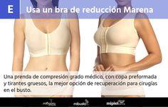 Los bras de #Marena son la mejor opción para cuidar tu #busto después de la #cirugía #boobs #sostén