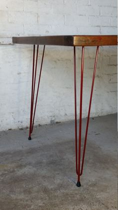 3 rod style hairpin table legs made to order by modcraftaustralia new style 72cm hairpin legs with rubber tips australia by modrnau watchthetrailerfo