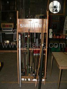 Assorted Fishing Poles Atakc.com