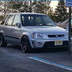 Honda Crv 4x4, Honda Civic Car, Honda S, Honda Pilot, Old School Cars, Car Mods, Wheels And Tires, Car Engine, Japanese Cars
