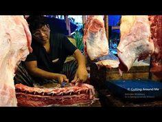 Fresh Beef Fillet | Noya Bazar Cow Meat Chopping Old Dhaka Bangladesh | ...