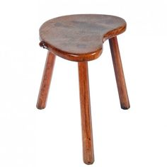 Mouseman Oak Stool by Robert Thompson