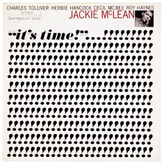 Blue Note Records - repeat pattern inspiration for Grafemme collections Music Covers, Album Covers, Jackie Mclean, Cd Artwork, Herbie Hancock, Free Jazz, Vinyl Cd, Jazz Art, Pochette Album