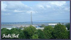 Normandie pont de normandie honfleur