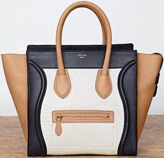 I'm obsessed with Celine handbags