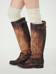Freebird by Steven Redbank Tall Boot at Free People Clothing Boutique [$350.00]
