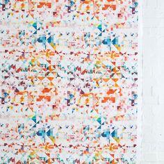 Northmore Minor fabric by Rachel Parker for Studio Flock