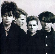 "Echo and the Bunnymen.  ""The Killing Moon"""