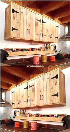 21 diy kitchen cabinets ideas plans that are easy cheap to build rh pinterest com
