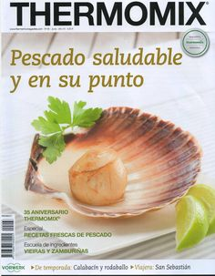 Revista thermomix nº68 pescado saludable y en su punto