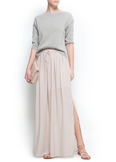 Maxi skirt by Mango - ♥
