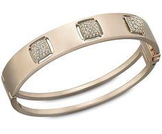 Swarovski Bracelet Tactic Rose Gold M #swarovski #bracelets