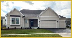 New Gorgeous Ranch Available from AMD Homes for $404,900   Crown Highland WoodsCrown Highland Woods