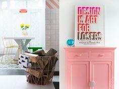 Design is art for losers - Zilverblauw. hahaha...