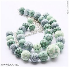 Would love tutes for each bead! But I think I can figure something out!