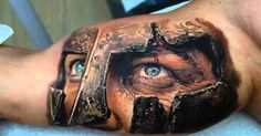 The Most Badass 3D Tattoos of All Time