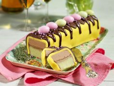 Homemade Sweets, Fika, No Bake Desserts, Happy Easter, Nutella, Yummy Food, Tapas, Candy, Recipes