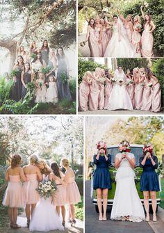Fotos divertidas com as Madrinhas: Bridesmaid