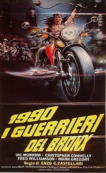 El señor de los bloguiños: 1990: los guerreros del Bronx (1982) de Enzo G. Ca...