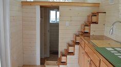 home-run-tiny-house-brevard-tiny-house-company A themed tiny house on wheels in Brevard, North Carolina. Designed and built by Brevard Tiny House