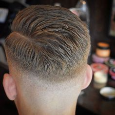 Mid Skin Fade + Hard Part Comb Over Take a look at some cool Visit Our Site for more Cool Content for and Medium Skin Fade, Mid Skin Fade, Mid Fade Haircut, Comb Over Haircut, Haircut Men, Mens Hairstyles Fade, Hairstyles Haircuts, Cool Hairstyles, Long Hair Fade
