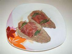 Senza glutine ricette Saltimbocca alla romana
