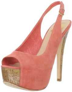 Dolce Vita Women's Dolores Slingback Pump - Pretty!