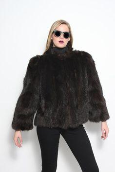 Vintage Sable or Mink Fur Coat byTodd Fur Co. -Colorado Spings | Cavortress