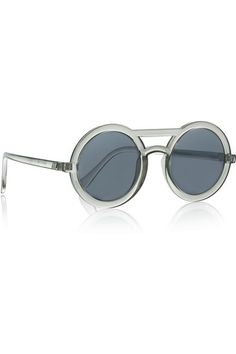 a7d67ae9f Carlina round-framed sunglasses