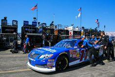 2014 VisitMyrtleBeach.com 300: Boston earns top JGR finish in debut (photo: NASCAR via Getty Images/Daniel Shirey)