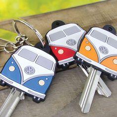 VW Busje sleutelcovers (set van 3)