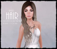 New Hair | Hud with colour chart included 11 tones to choose… | Flickr - Photo Sharing!