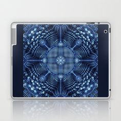 CenterViewSeries177 Laptop & iPad Skin by fracts - fractal art - $25.00