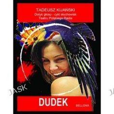 Dudek + Cd - Tadeusz Kijański, Audiobooki w języku polskim <JASK>