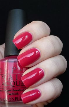 Too hot pink to hold'em OPI Texas Collection Spring 2011