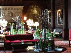 Spring arrives at Cliveden House Hotel