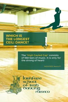 #FunTrivia  Check how much you know about Irish Dance!  #InishfreeMexico  Tania Martínez  #IrishDancer  #InishfreeTeam  #Inishfree School of #IrishDancing ✨ #Academia de #DanzaIrlandesa  #InishfreePedregal  #InishfreeToluca  #TeamInishfree #SoftShoes #Dance #Danza #Feis #Winishfree