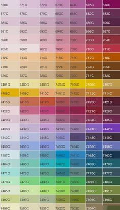 Colour Pallete, Color Combinations, Color Schemes, Color Mixing Chart, Colors And Emotions, Color Psychology, Colour Board, Color Swatches, Color Theory
