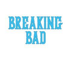 Breaking Bad · The Dream Blue by Enisaurus, via Behance